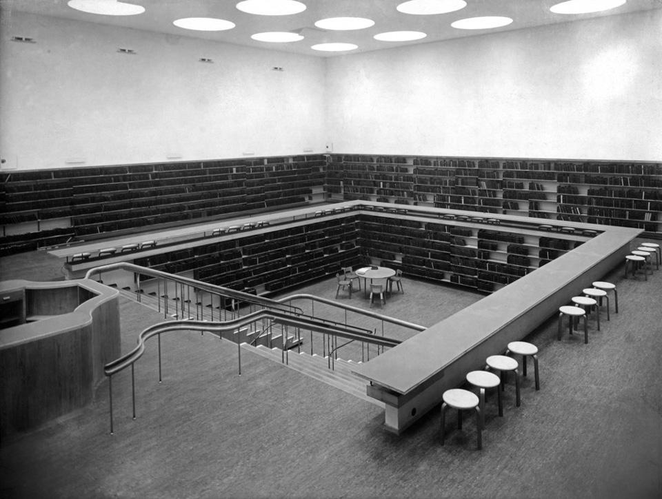 ヴィープリ図書館