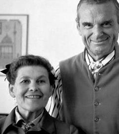 Charles&Ray Eames(チャールズ&レイ イームズ)
