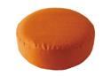 クッションチェア ラウンド オレンジ