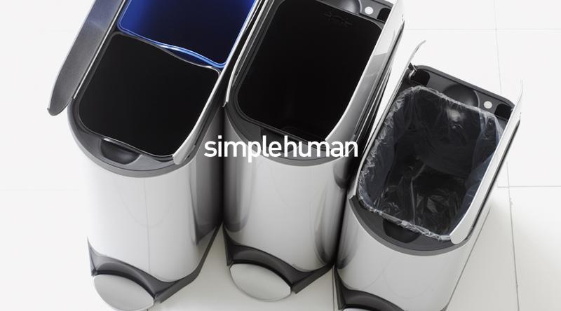 simplehuman �ʥ���ץ�ҥ塼�ޥ�� �����ȥܥå��� ����
