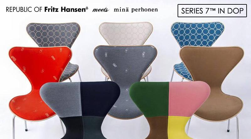SERIES 7™ IN DOP / REPUBLIC OF Fritz Hansen �� minä perhonen �ʥ��֥������ IN DOP / �ե�åġ��ϥ󥻥� �� �ߥ� �ڥ�ۥͥ�� ����