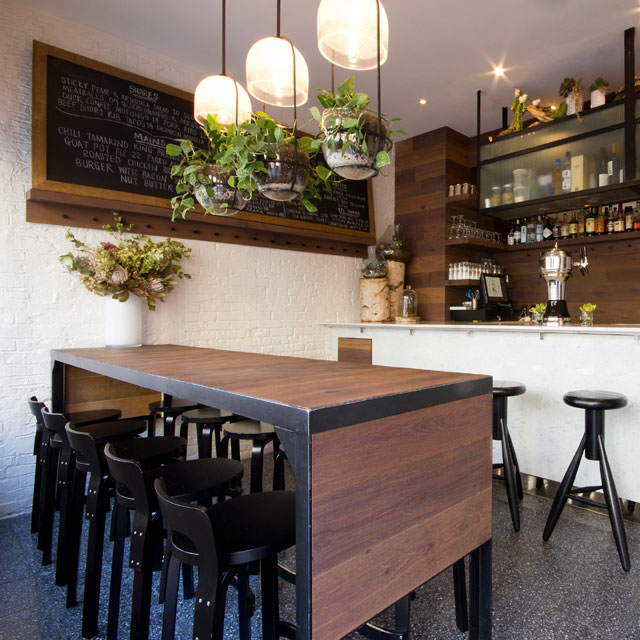 Restaurant -New York-