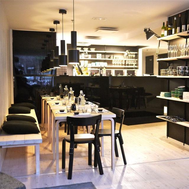 Wine restaurant -Helsinki-