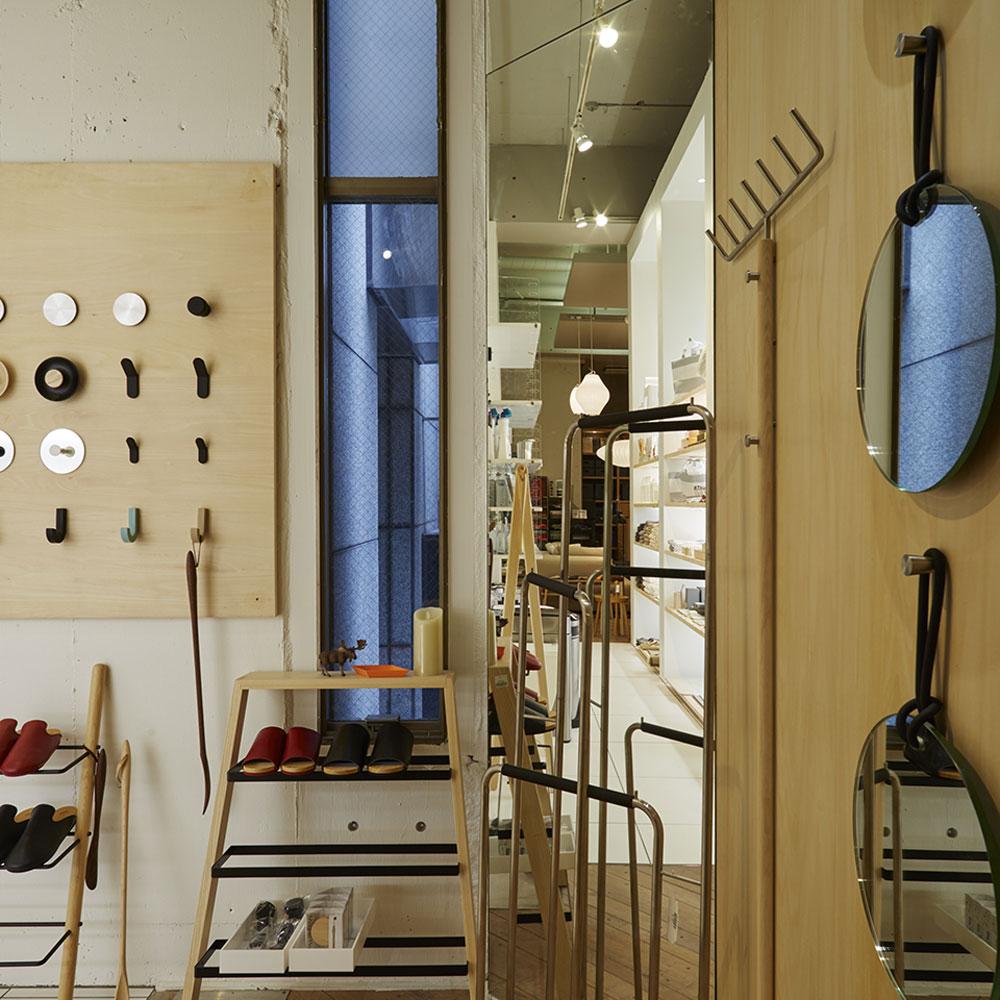 NORRMADE/ノルメイド ROPE/ロープ ミラーロープ/鏡/Glass mirror/シリコン/ひばり結び/デンマーク/カウヒッチ/遊牧民