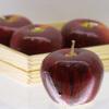 キャンドル4個セット (リンゴ)