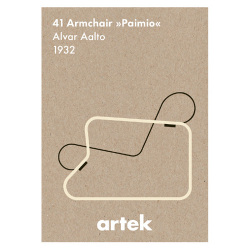 �������� �ݥ����� Paimio ��Artek / ����ƥå���