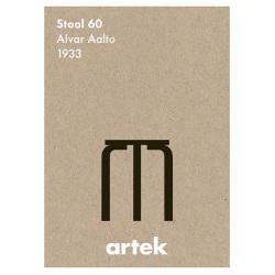 <センプレ> アイコンポスター Stool60(Artek)