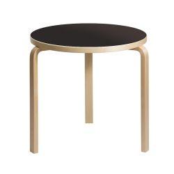 artek アルテック テーブル90B ブラック