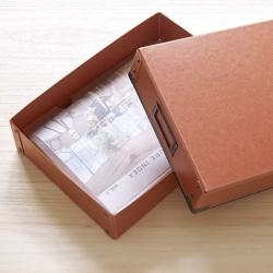 A4 書類ケース (LOFT × SEMPRE ファイバーケース)
