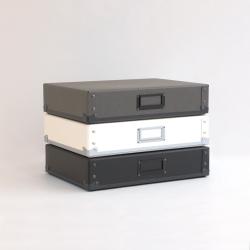 A4 書類ケース 横型 (ファイバーケース)