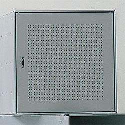 【アウトレット】 ユニットボックス(Qbo)扉穴あき