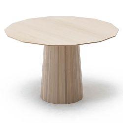 �ơ��֥� / Colour Wood Dining 120 PLAIN ��KARIMOKU NEW STANDARD��