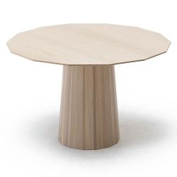 <センプレ> テーブル / Colour wood Dining 120 PLAIN (KARIMOKU NEW STANDARD)画像
