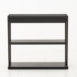 コンソールテーブル / ブラック (SO-12-COT / BK)
