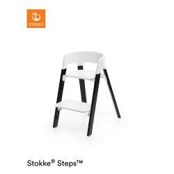 ステップス チェア ビーチ ストームグレー (Steps・Stokke / ストッケ)