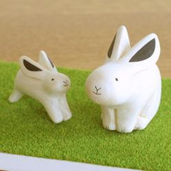 ぽれぽれ親子セット / ウサギ