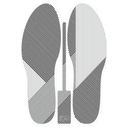 【アウトレット】 グラフィックインソール ブラック / SHIMA (SOKO)