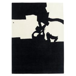 <センプレ> ラグマット 177×240cm (Chillida Collage 1966)