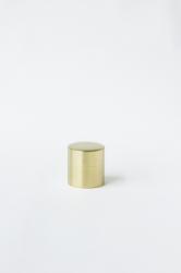 丸缶 小 / 真鍮 (Syuro)