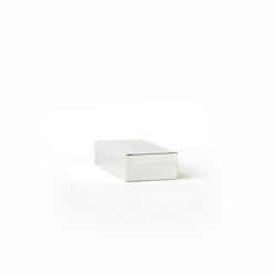 角缶 小 / ブリキ ハンダ加工 (Syuro)