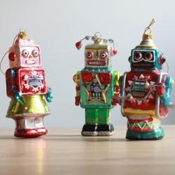 クリスマスオーナメント ROBOT (クリスマス2016)
