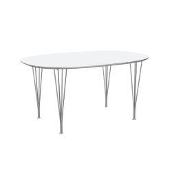 <センプレ> スーパー楕円テーブル H72cm (Fritz Hansen フリッツハンセン)画像