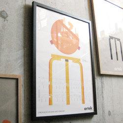<センプレ> アルテックポスター (Artek) × ポスターフレーム