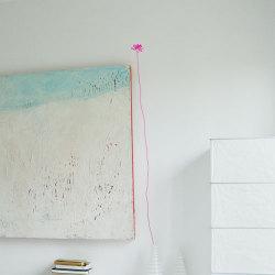 ウォールシール・花 (Poetic wall)