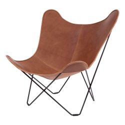 BKF Chair / ブラウン (Cuero)