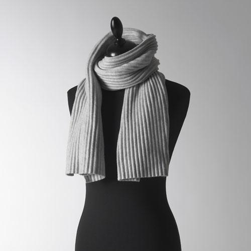 【限定】 スカーフS / ライトグレー (デザインハウスストックホルム)