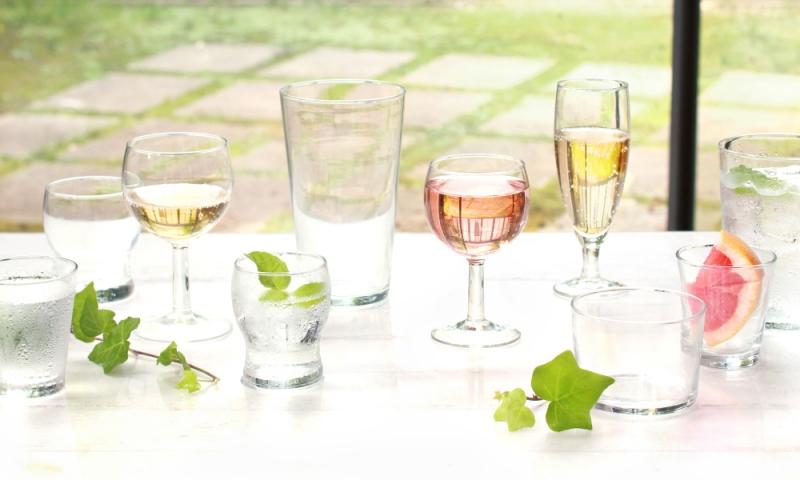 愛嬌たっぷり、スペイン生まれのグラス
